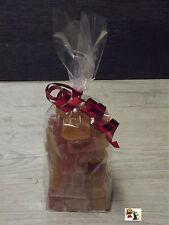 Pour la presentation de confiserie 100 emballages sachet bonbon120x275 (vide)