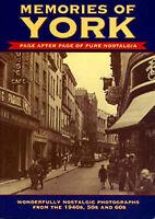Good, Memories of York, True North, Book