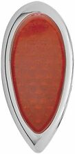 Pro-One Performance LED Flush Mount Teardrop Taillight  Red Lens 402060*