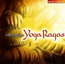 Yoga Ragas by Manose Singh (CD, Mar-2006, New Earth Records)