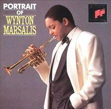 Portrait of Wynton Marsalis  MUSIC CD