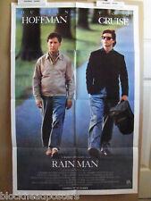 RAINMAN~ADVANCE~1 SH~1988~ORIGINAL~MOVIE POSTER~TOM CRUISE & DUSTIN HOFFMAN
