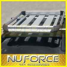 UNIVERSAL Aluminium Roof Rack Basket 130cm x 100cm x 12cm / Camping / Luggage