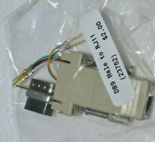 DB9 Male - RJ11 Adapter  (#23752)
