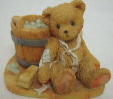 Cherished Teddies Joshua 950556 Love Repairs All Mint Cond