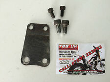GAS GAS TXT & EDITION LOWER ENGINE BRACE BRACKET AND BOLTS