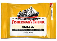 Stuart Alexander Fisherman's Friend Aniseed Flavour, 25g - 12 Pack