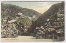 Jersey postcard - Plemont Cove (A116)