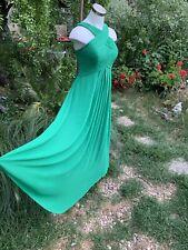 AZAZIE KALEIGH Green Bridesmaid Maid Of Honor Wedding Dress Gown Prom Sz 8 ?