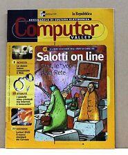 COMPUTER VALLEY [rivista, 17 settembre 1998, chat, le donne e il web, pedofilia]