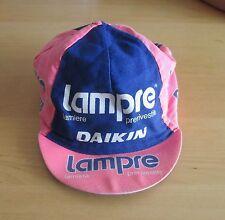 CYCLISME  CASQUETTE 1999  EQUIPE PRO LAMPRE DAIKIN