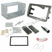 Kit montaggio mascherina adattatore autoradio stereo Alfa Romeo Mito 2008 2 din
