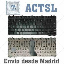 TOSHIBA Satellite T130 T130D T135 T135D Series SP Keyboard Teclado Español BLACK