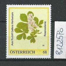 Österreich PM personalisierte Marke Rudolf GALLERS Herbarium 50  **