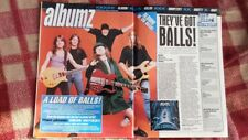 AC/DC Ballbreaker album review 1995 2 page ARTICLE / clipping