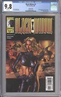 Black Widow #1 Variant CGC 9.8 (Marvel Knights 1999) 1st Yelena Belova - MCU