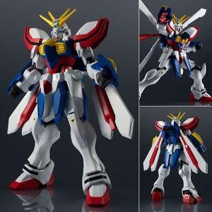 """Gundam Universe GU-11 GF13-017NJ II God G Burning Gundam 6"""" action figure Bandai"""