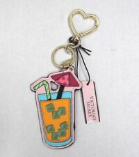 Victoria's Secret Cocktail Charm Keychain