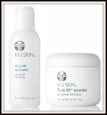 NEW! Nu Skin NuSkin FACE LIFT POWDER & ACTIVATOR (Original or Sensitive Formula)