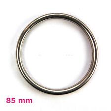 ANELLO ALLENAMENTO 85 mm Wing Chun Kung fu metallo metal ring Jook Wan Heun