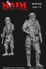 1/16 Scale Cyborg sniper resin model kit - SCi Fi figure kit