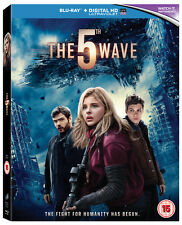 The 5th Wave Blu-ray 2016 Region