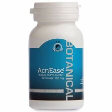 AcnEase Acne Treatment Herbal Supplement Rosacea Tablets x 3 BOTTLES