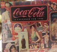 1996 Coca-Cola Calendar