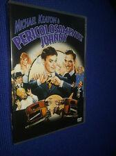 cofanetto+dvd nuovo film Pericolosamente Johnny (1984) DVD NUOVO KEATON DE VITO