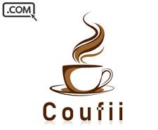COUFII .com  Premium COFFEE Brandable Domain Name for sale!