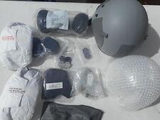 US HGU-55/P Light Weight Duel Visor Flyer's Helmet Size Large MFG  Gentex New