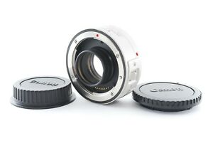 Canon EXTENDER EF 1.4X II Teleconverter for EOS EF Mount from Japan [Exc+5] 152