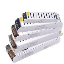 AC 110V - 220V To DC 12V Lighting Transformers 1A 5A 8A 10A 20A 30A LED Driver