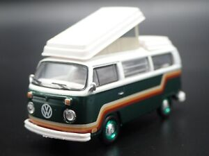 2021 GREENLIGHT GREEN MACHINE 1973 VW WESTFALIA  1/64 SCALE DIECAST MODEL CAR