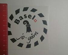 Aufkleber/Sticker: Basel Jo Gärn (19121680)
