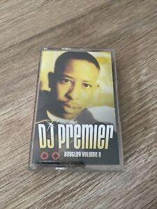 DJ PREMIER - Bootleg Volume A  (Tape)