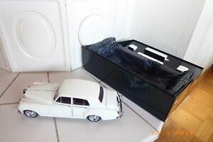 Minichamps BENTLEY S2 Weiß 1960 OVP 1:18 (N9219)