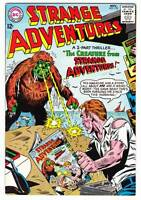 STRANGE ADVENTURES #170 - DC Silver Age Sci-Fi comic 1964 - HIGH GRADE