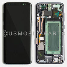 New LCD Screen Touch Screen Digitizer + Frame Replacement For Samsung Galaxy S8