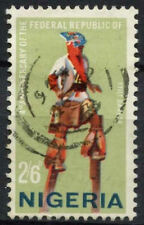 Mint Hinged Postage Nigerian Stamps (1960-Now)