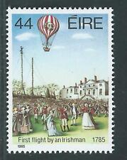 EIRE unused SG 608,Scott 611 First Balloon Flight by Irishman  MNH