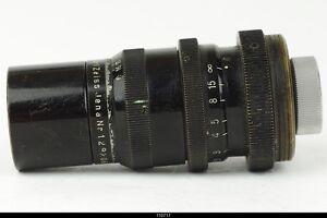 Lens Zeiss Kino Tele Tessar 4/7.5cm D Mount