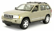 MAISTO 1:18 SPECIAL EDITION 2005 JEEP GRAND CHEROKEE DIECAST CAR 31119