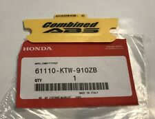 Adesivo  - Mark - Honda SH300 NOS: 61110-KTW-910ZB