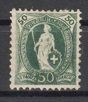 X682/ SWITZERLAND – MI # 78D MINT MH – CV 85 $
