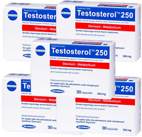 5x Testosterol™250 Testosterone Booster Enhancer Support PCT Megabol Probolan