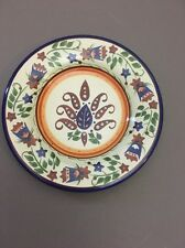 Tabletops Gallery ENGLISH ESTATE Handpainted Salad Dessert Plate