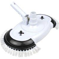 Poolmaster 27402 Deluxe Air Relief Vinyl Liner Plastic Pool, Spa Vacuum Cleaner