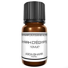 Myrrhe d'Egypte Extrait de Parfum Concentré sans alcool - Perfume alcohol-free