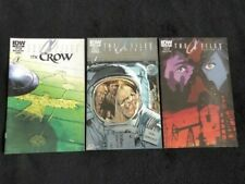 IDW The X Files The Crow Conspiracy Issues 1 2 & 11 Fine Comics Graphic Novels